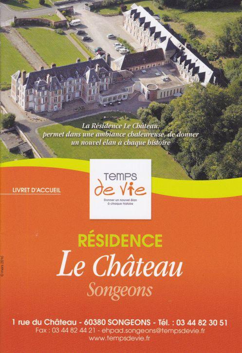 Résidence Temps de Vie - Le Château